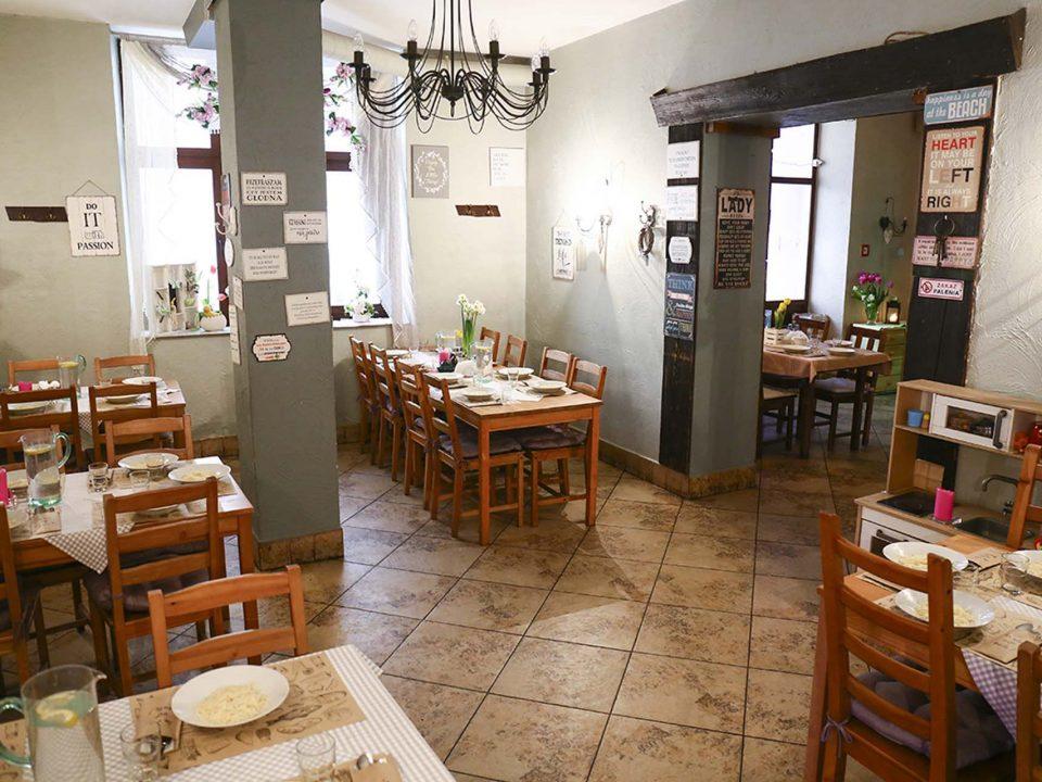 Restauracja Bazylia