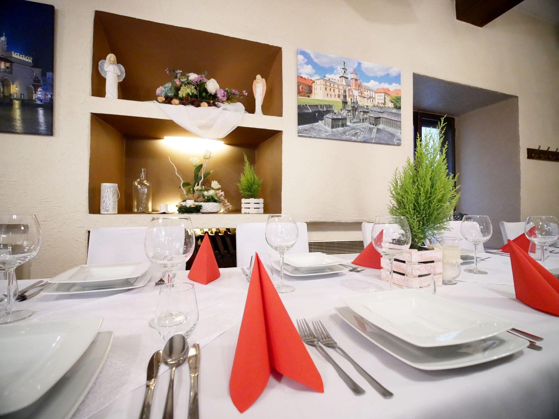 restauracja bazylia w Krakowie
